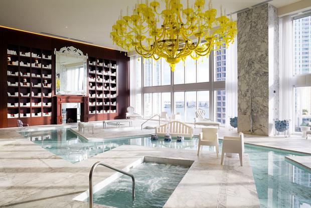 Спа в отеле Viceroy Miami