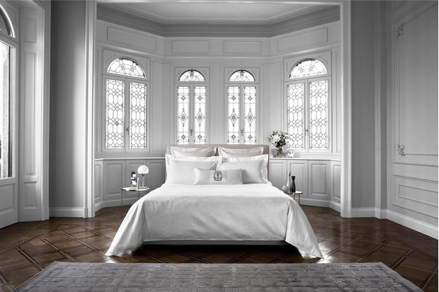 На сон грядущий: текстиль Frette для спальни (фото 0)