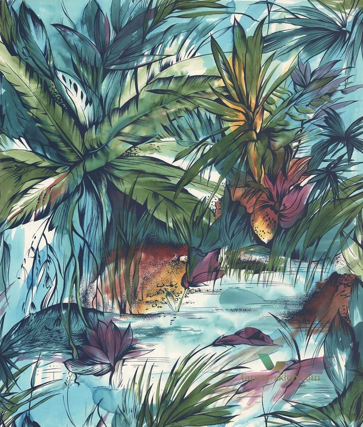 Тренд: джунгли в городе