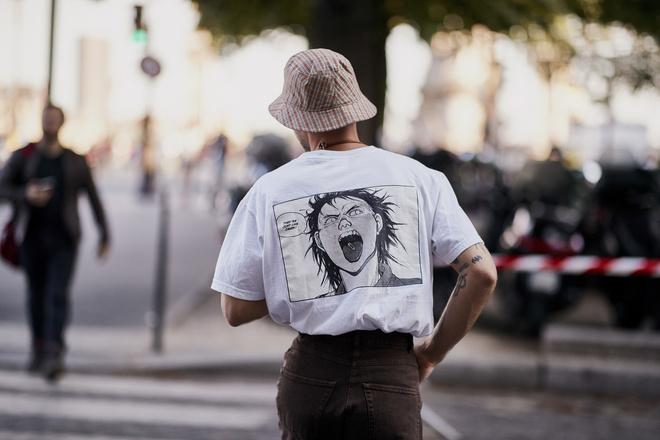 Лучшие стритстайл-образы на мужской Неделе моды в Париже (фото 1)