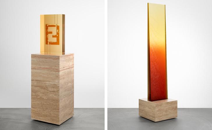 Коллекция фонтанов Fendi для Design Miami/Basel (фото 5)