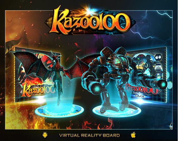 Компьютерная экшн-шуттер (action-shooter) игра Kazooloo