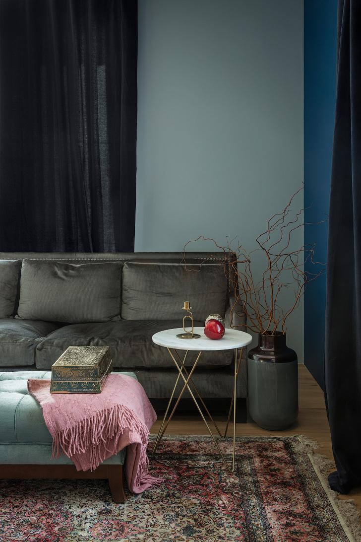 Квартира 110 м²: проект Максима Кашина (фото 12)