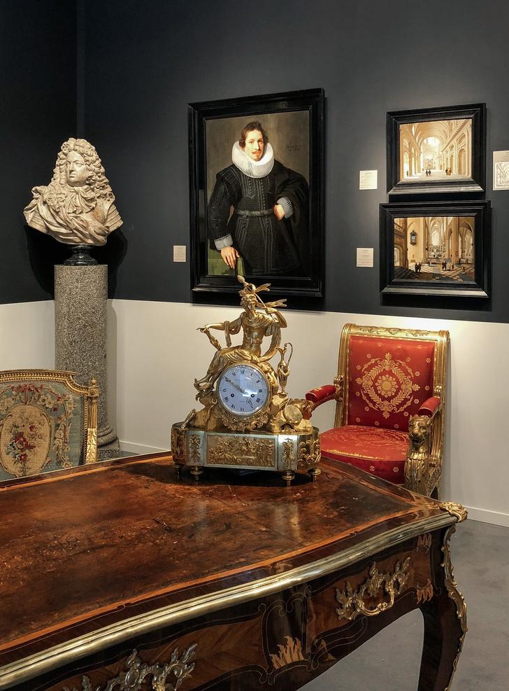 Марина Брагинская о Парижской биеннале антиквариата (фото 11)