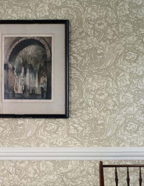 Ткани и обои с рисунками Уильяма Морриса уже в Москве | галерея [1] фото [15]