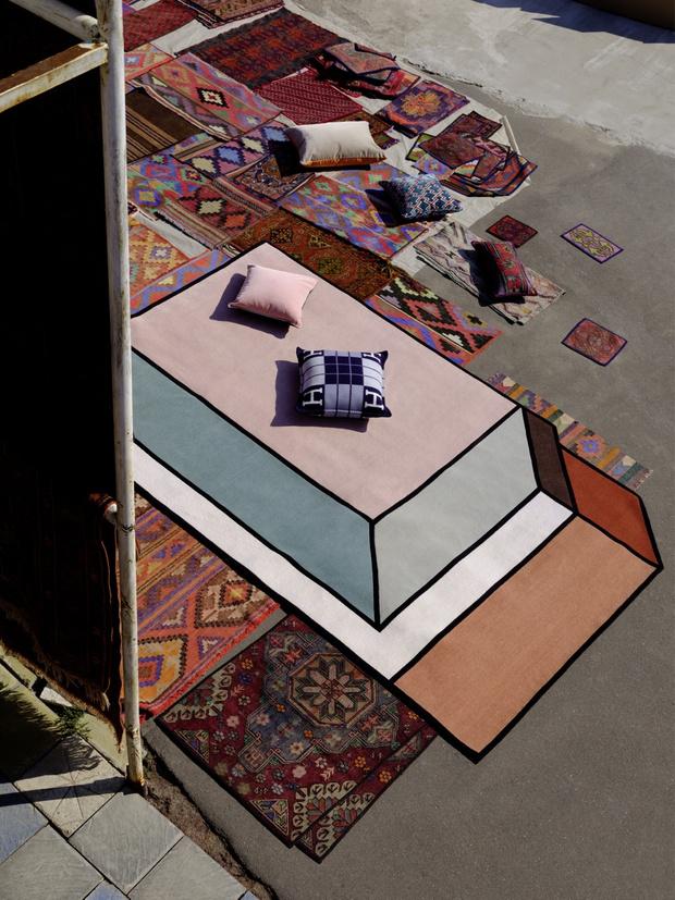 Сказка странствий: самые модные ковры сезона (фото 1)