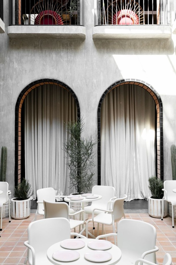 Бутик-отель Casa Hoyos в Мексике (фото 6)