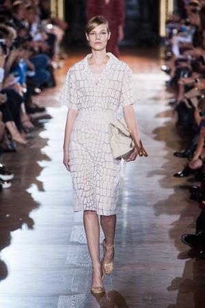 Показы мод Stella McCartney Весна-лето 2014 | Подиум на ELLE - Подиум - фото 3683
