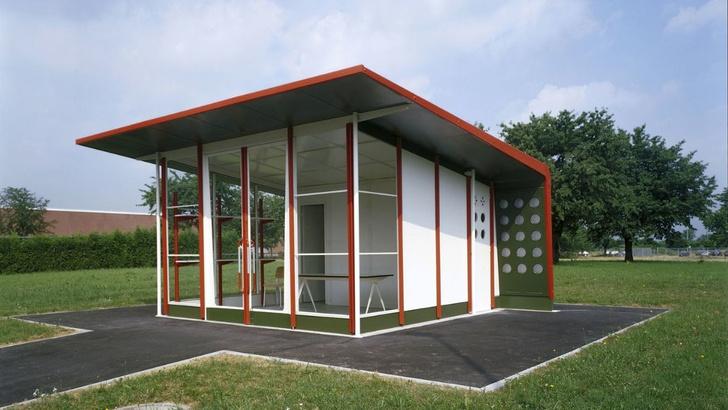 Лекция «Жан Пруве и металлическая мебель» в Центральном Доме Архитектора (фото 7)