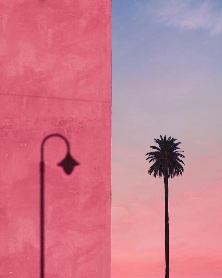 Инстаграм недели: розовое лето Андрия Дариуса Панкрази (фото 0)