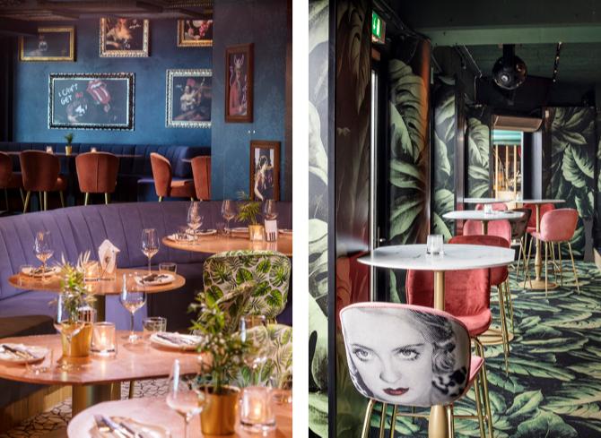 «Безумный» бар Crazy Pianos в Гааге (фото 15)