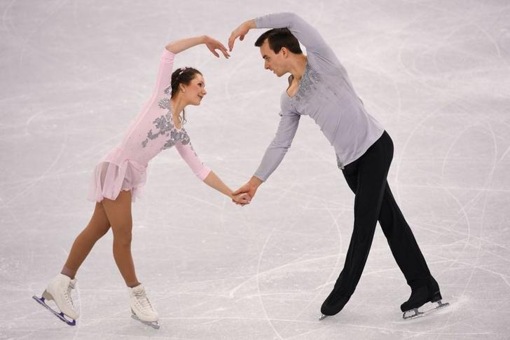 Во-первых, это красиво: фигурное катание, Олимпиада в Пхенчхане (фото 7)