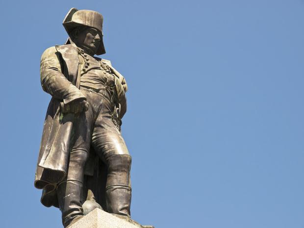 Наполеон на Корсике