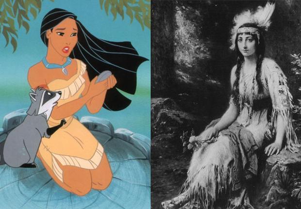11 принцесс Диснея в реальной жизни (фото 25)