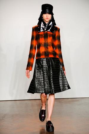 Показы мод J. W. Anderson Осень-зима 2012-2013 | Подиум на ELLE - Подиум - фото 1576