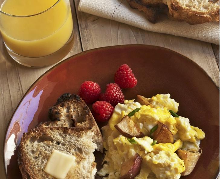 3. Пропуск завтрака
