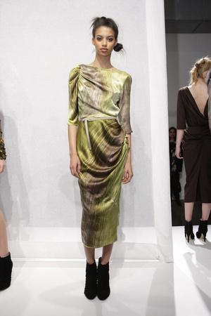 Показы мод Chris Benz Осень-зима 2010-2011 | Подиум на ELLE - Подиум - фото 2841