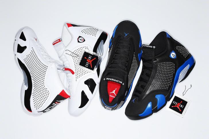 Как выглядит новая коллаборация Supreme x Air Jordan (фото 1)