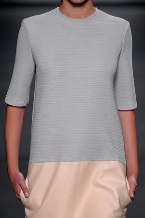 Показ Maison Rabih коллекции сезона Осень-зима 2011-2012 года Haute couture - www.elle.ru - Подиум - фото 277892