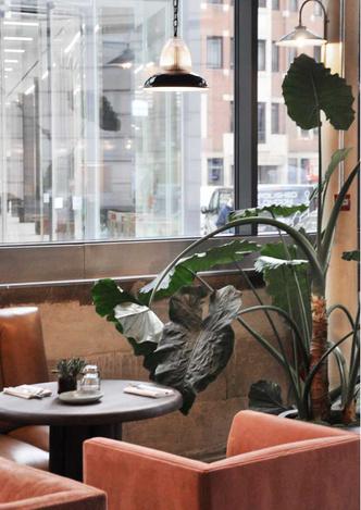 Лондонский ресторан в скандинавском стиле (фото 6.2)