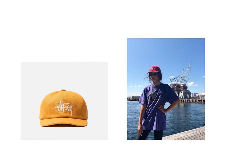 Модные бейсболки, которые можно носить с чем угодно (фото 8)