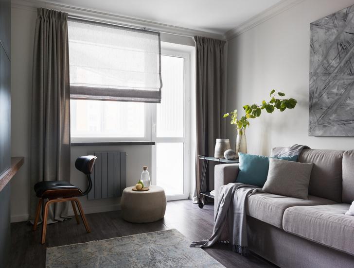 Квартира 64 м²: проект Анны Чеверевой и Елены Даркиной (фото 3)