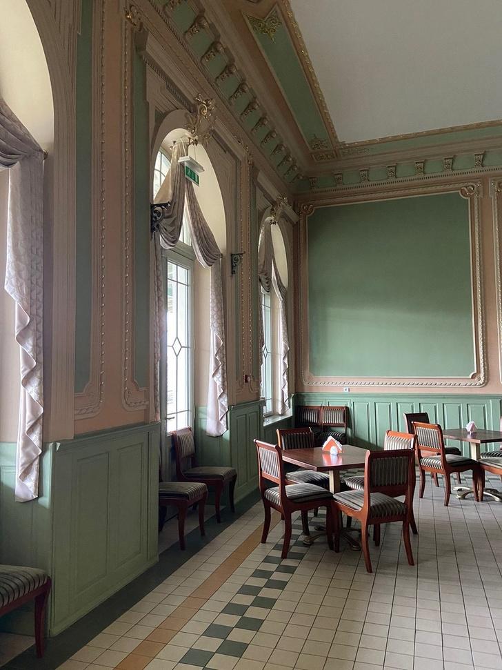 «Жемчужина Пшемысля»: ресторан в здании вокзала в Польше (фото 5)