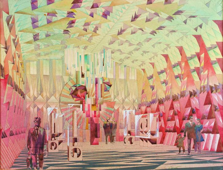Выставка кинетического искусства в Санкт-Петербурге (фото 0)
