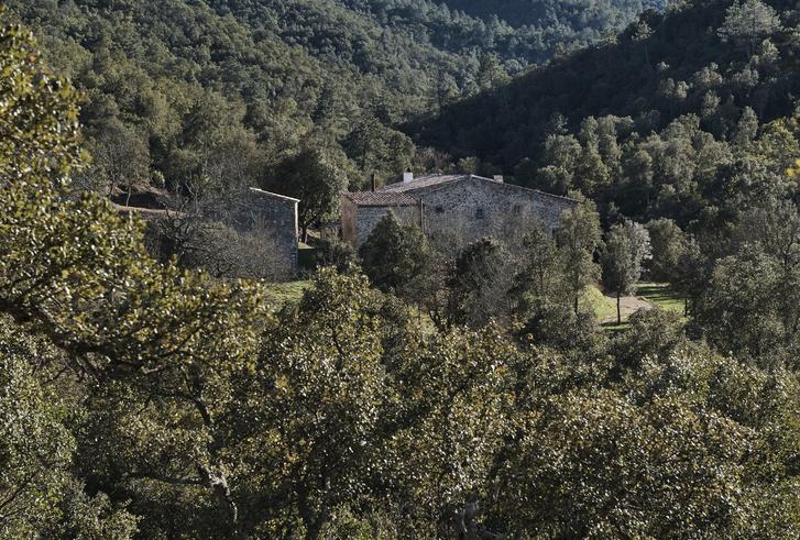 Дом в здании фермы XVII века в Испании (фото 0)