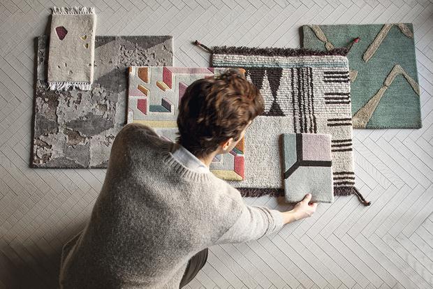 Ковер как искусство: успех марки cc-tapis (фото 9)