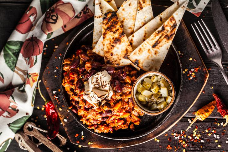 13 экстравагантных постных блюд в ресторанах Москвы (фото 31)