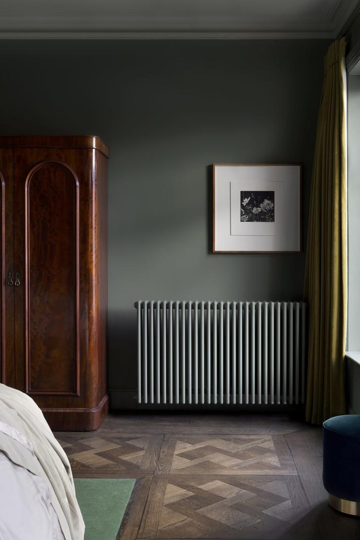 Color-blocking: интерьер дома в Дублине (фото 10)