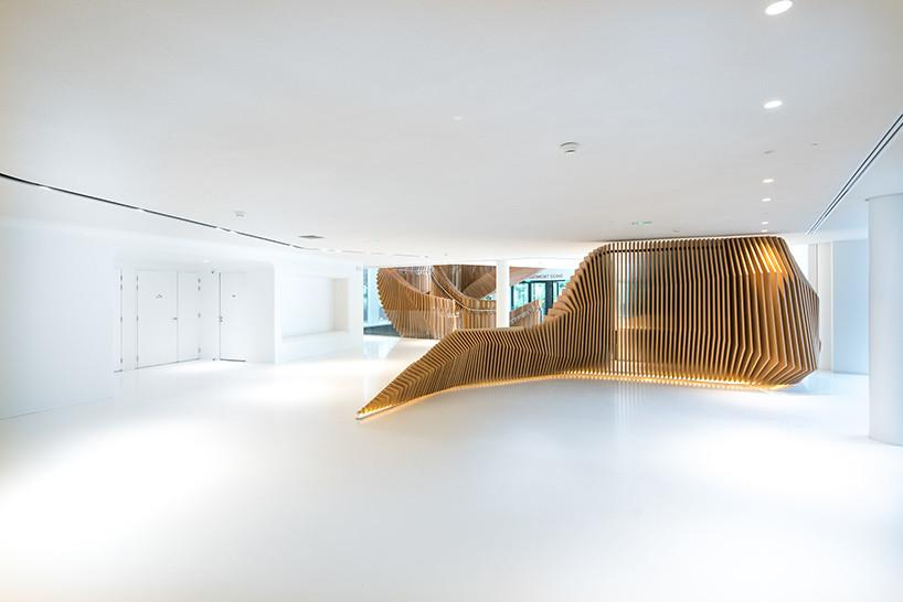 Топ-10: самые необычные дизайнерские лестницы | галерея [1] фото [2]