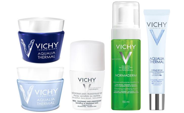 Средства Vichy