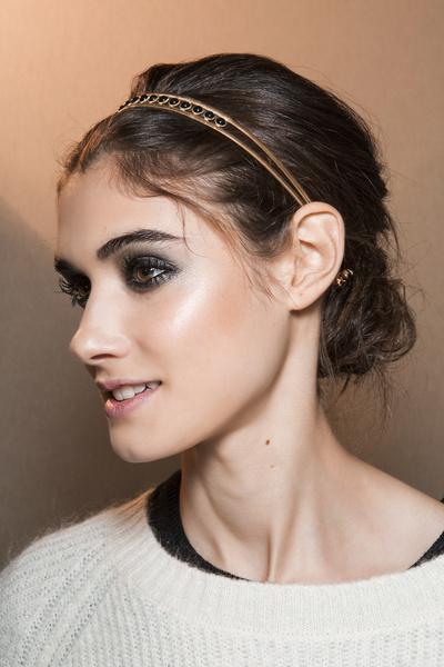Бьюти-тренды осень-зима 2017/18: волосы | галерея [10] фото [3]