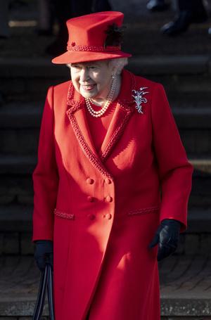 Почти все в сборе: британская королевская семья на рождественской службе (фото 6.2)