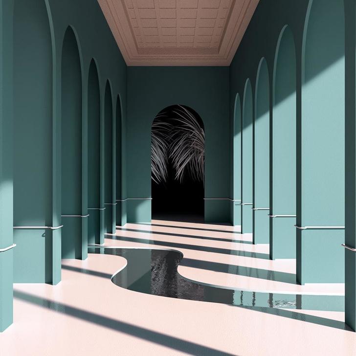 Инстаграм недели: архитектура мечты Алексиса Христодулу (фото 6)