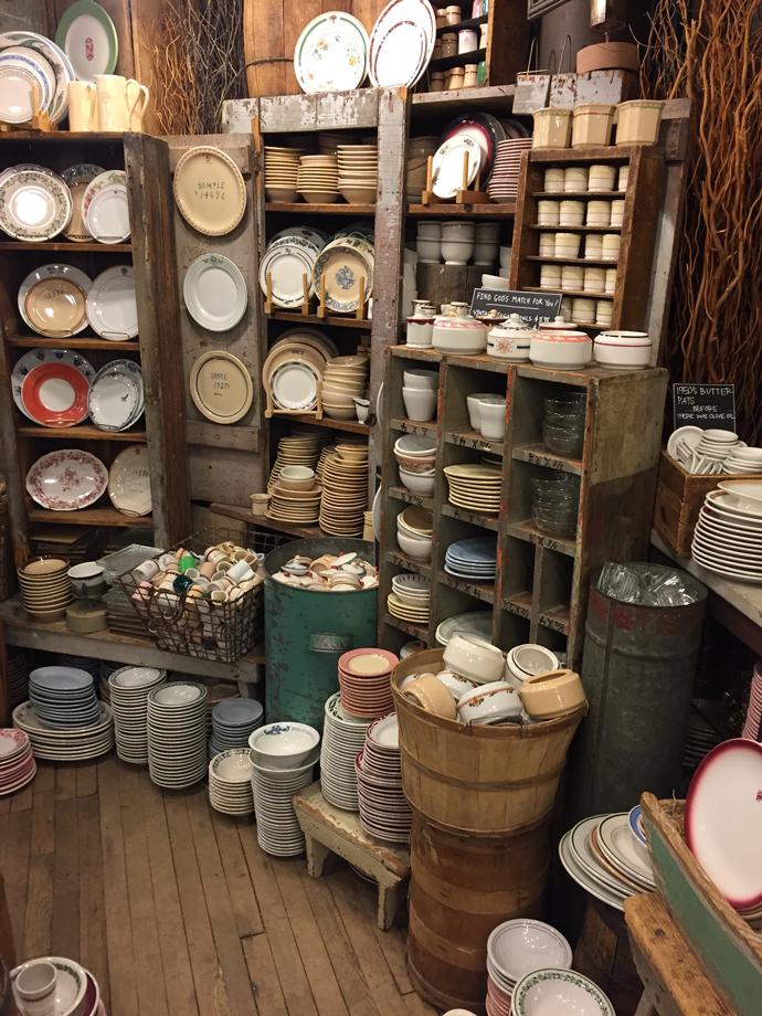 Надя Зотова: шопинг-гид по Нью-Йорку | галерея [4] фото [1]