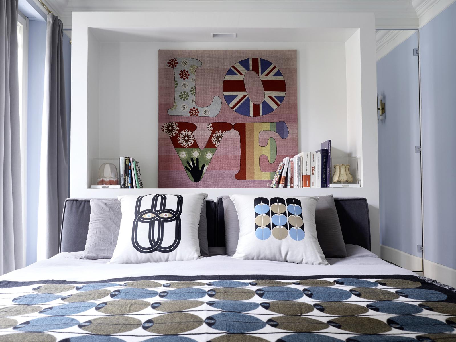 Ковер на стене: 10+ модных примеров (галерея 0, фото 1)