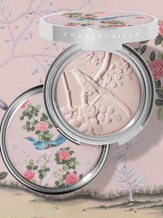 Коллаборация косметического бренда Chantecaille с de Gournay (фото 4.1)
