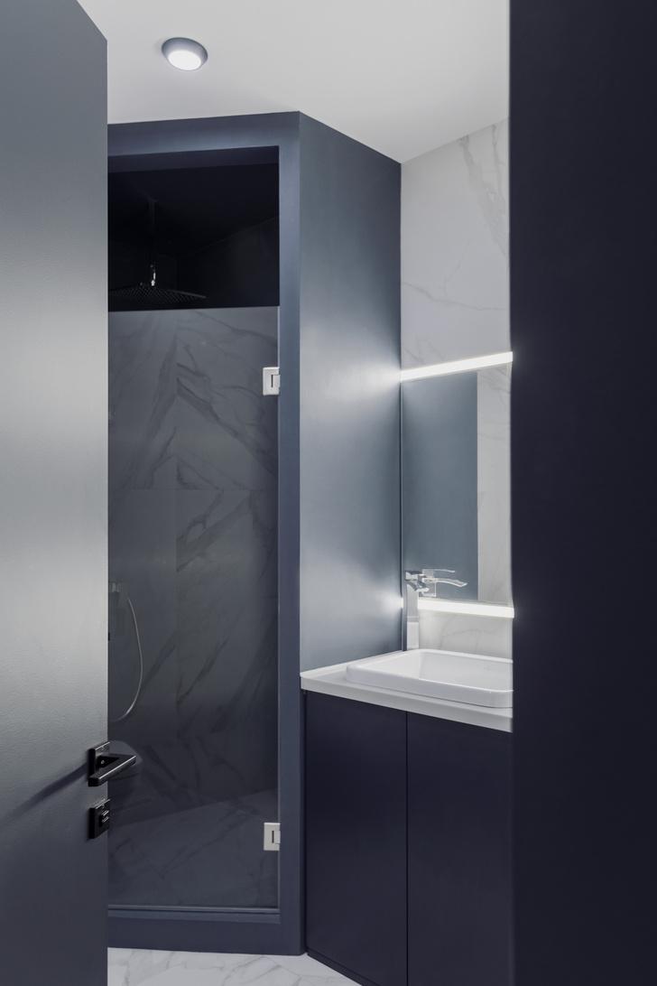 Квартира 72  м²: проект бюро Shkaf Architects (фото 20)