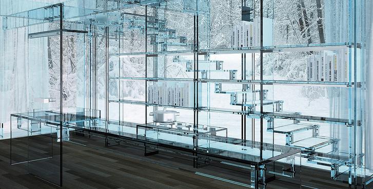 Мечтатели: самые невероятные постройки из стекла (фото 16)