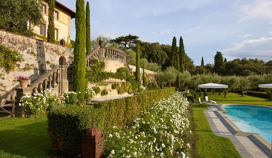 Дома звезд: вилла Стинга в Тоскане (фото 5)