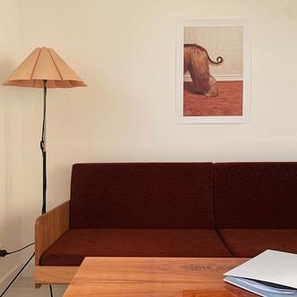 Уютная квартира с винтажной мебелью в Познани (фото 12.1)
