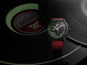 Крупным планом: часы Zenith, которые мануфактура посвятила диджею Карлу Коксу (фото 2.1)