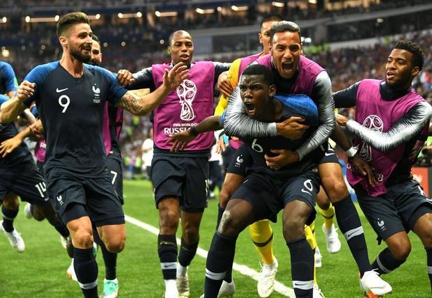 Миллион лайков: чемпионат мира по футболу в цифрах (фото 15)