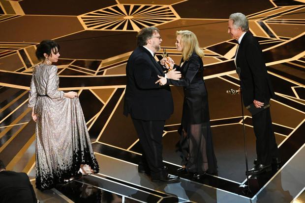 Главная сенсация «Оскара-2018»: лучшим фильмом стал «Форма воды» (фото 4)