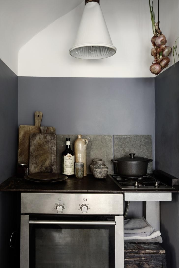 Туманное будущее: квартира в Копенгагене (фото 12)