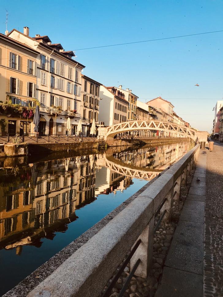 Студенческий городок: гид по району  Навильи в Милане (фото 2)