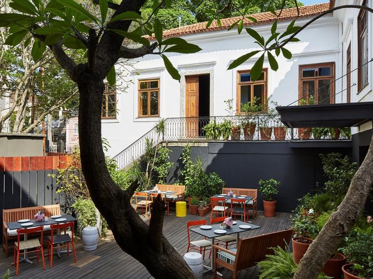 Mama Shelter: яркий отель в Рио-де-Жанейро (фото 0)